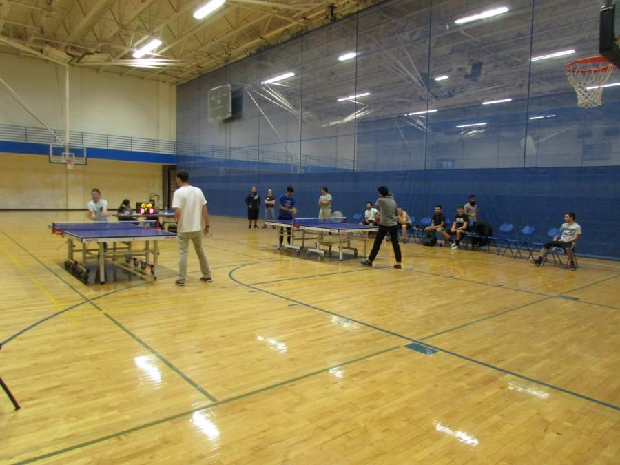 Campus Recreation Adds Table Tennis to List of Tournaments