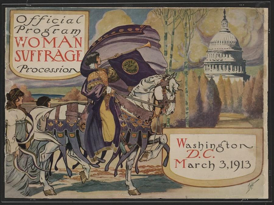 For+centuries+women+have+united+to+fight+for+rights+and+privileges+men+often+take+for+granted.+%2FImage+by+Benjamin+M.+Dale%2C+Courtesy+of+Library+of+Congress+