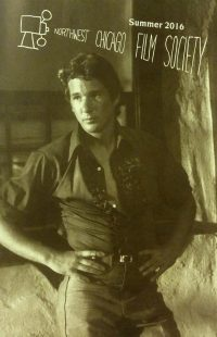A young Richard Gere stares with an attitude in a scene from his 1983 reel,