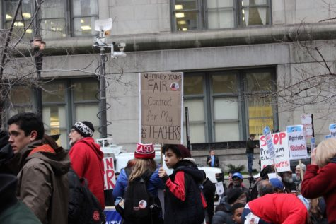 School's in: The Chicago Teachers Union strike