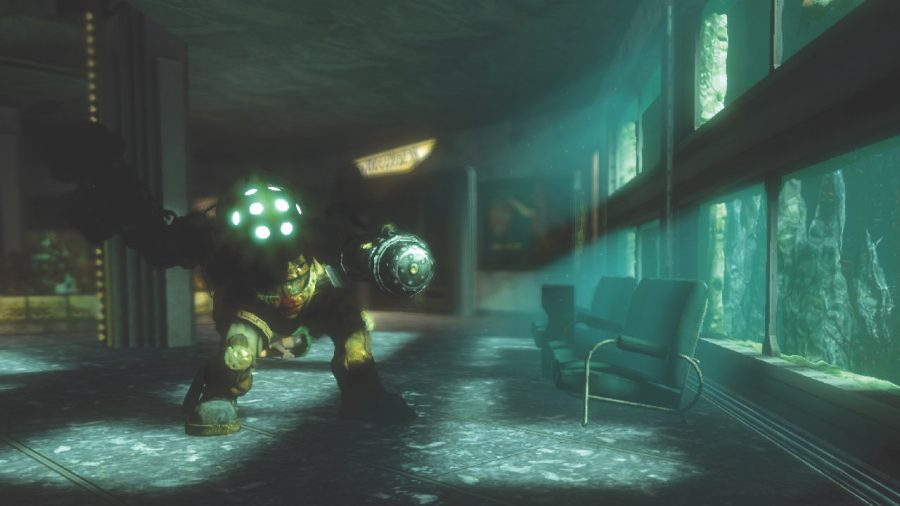 "Review: ""Bioshock Remastered"" on steam"