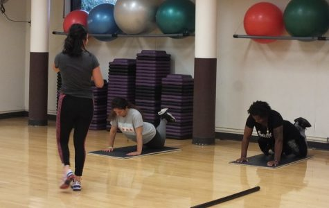 Campus Rec Kicks off the Holiday season with 8 Week Bootcamp