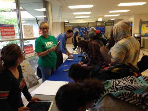 NEIU students tell lawmakers to fund education