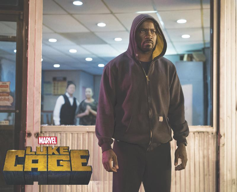 Luke Cage premiered on Net ix on Sept. 30, 2016. Mike Colter's portrayal of Luke Cage is a anoth- er subtle demonstration against social injustice.