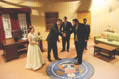 Stage Center Play Gets Vote This 'November'
