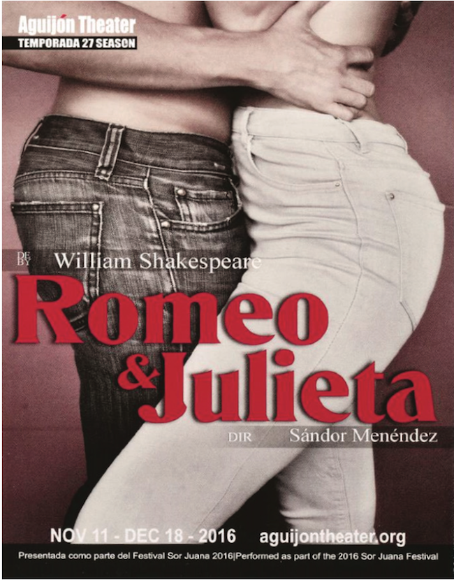 NEIU star shines in 'Romeo y Julieta'