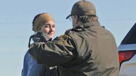Shailene Woodley's arrest and the Dakota Access Pipeline