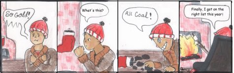 Cassie's Done It – Christmas