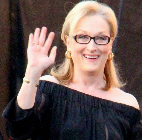Anti-bullying's latest proponent: Meryl Streep