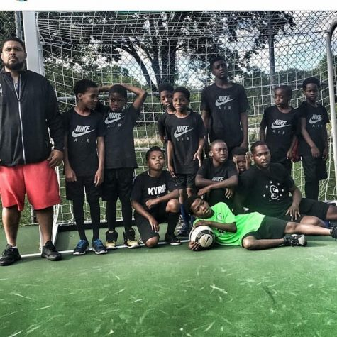 Former student kicks off soccer club