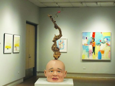 Biennial Faculty Art Exhibition