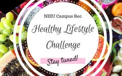 The Healthy Lifestyle Challenge is the latest initiative from the PE Complex to help encourage healthy eating goals.