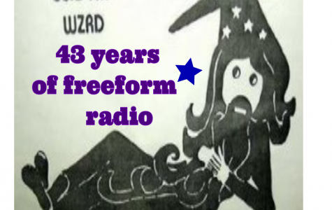 WZRD 88.3FM celebrating 43 year anniversary