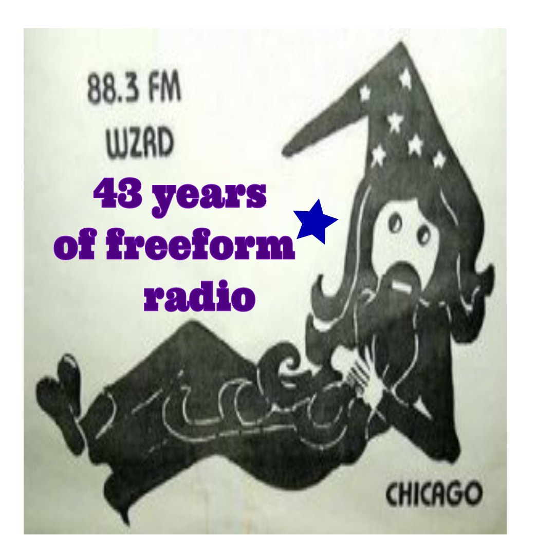 WZRD 88.3FM will be celebrating 43 years on 04/06/17