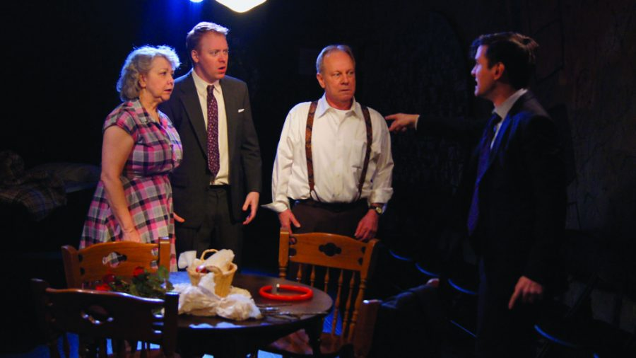 """Death of a Salesman"" runs until March 26 at the Redtwist Theatre (1044 W. Bryn Mawr). Tickets are available at the box office with varying prices."