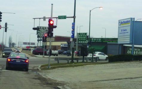 Shots fired near El Centro