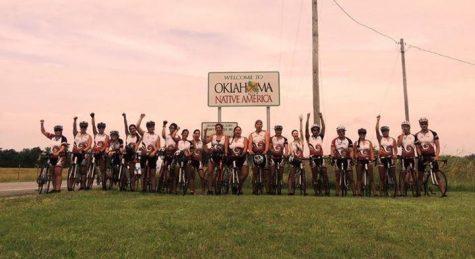 Remember the removal: bike ride, ASB program