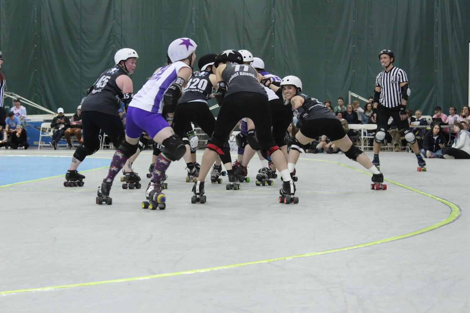 Windy City Rollers league on a winning streak