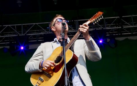 Hamilton Leithauser brought the funk and vocals to Pitchfork at Union Park.