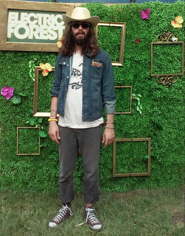 One man's journey through the Electric Forest