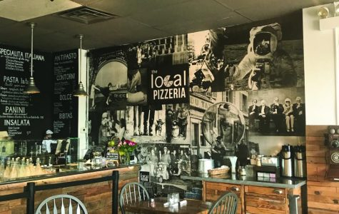 The Local Pizzeria is a nice local spot offering more than just pizza
