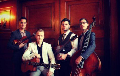 Rhythm Future Quartet - Performance