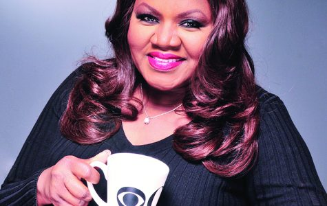 Morning Drive's Felicia Middlebrooks at NEIU