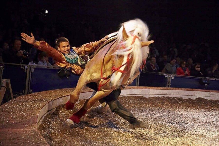 Philosophy student goes circus: Orest Sosnivka