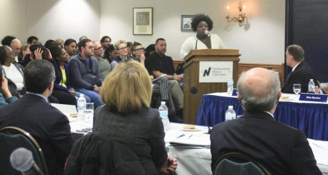 Students and faculty demand a new president and changes to NEIU