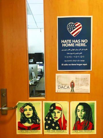 A step ahead of hate: 'Hate Has No Home Here' campaign's NEIU connection