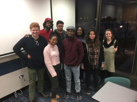 NEIU Chicago Student Action fight for free education