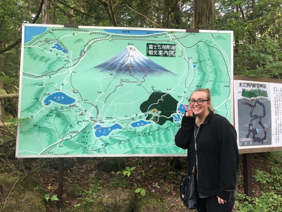 Photo+of+Stephanie+hiking+Mount+Fuji+in+Japan.