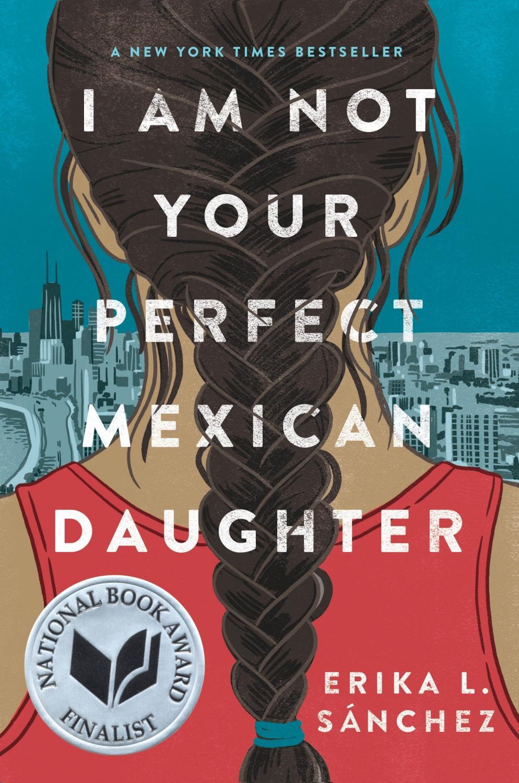 Cover of Erika L. Sanchez's novel,