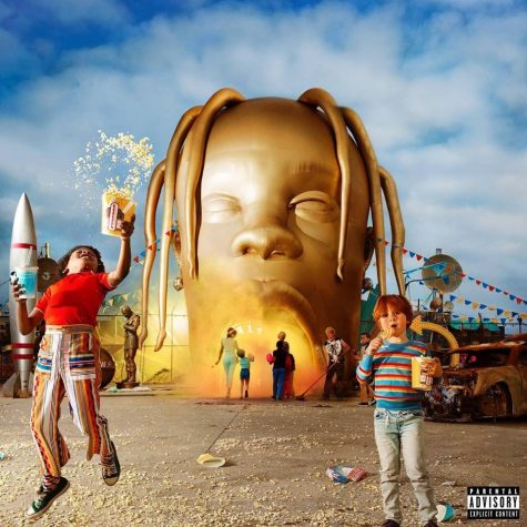'ASTROWORLD': The Roller Coaster Ride of a Lifetime