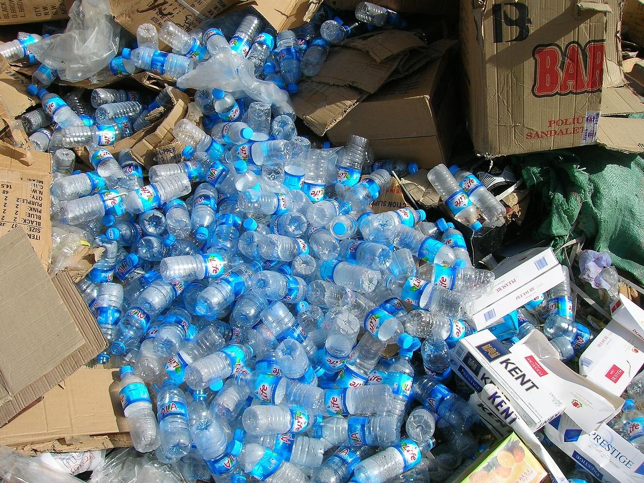 Garbage Waste Plastic Waste Plastic Pollution