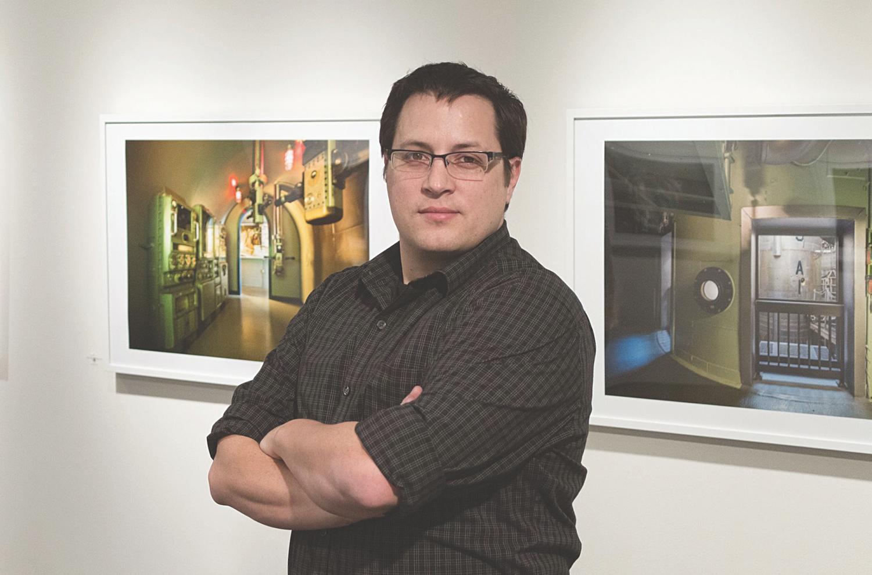 Nathan Mathews photo by NEIU Alumni Alec Thorsen.