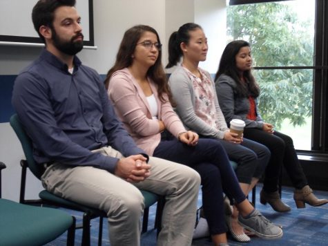 Pre-SOMA's First Medical Student Panel