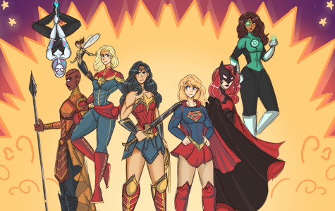 We need More Female Superheroes, leaders