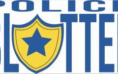 Police Blotter: Sept. 22 – Sept. 27