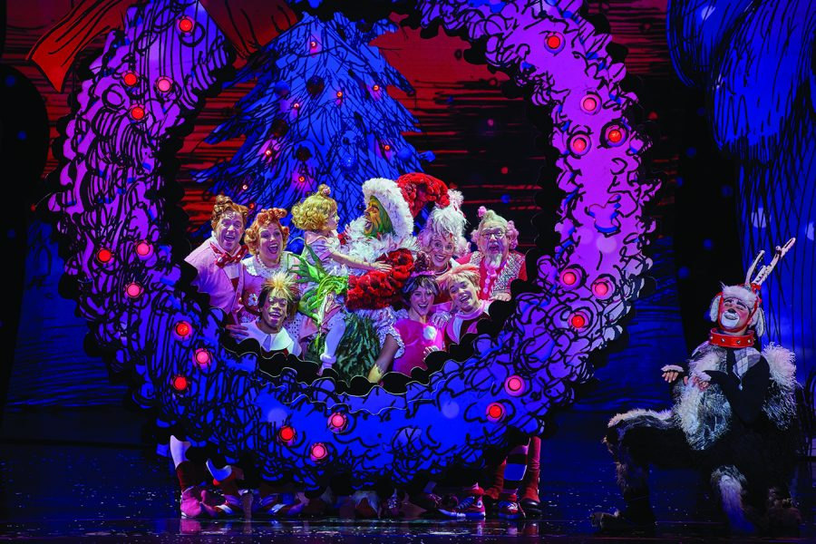 Dr. Seuss' 'How the Grinch Stole Christmas! The Musical:' A Wonderful Time in Whoville