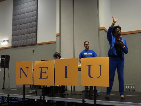 NEIU presents a 'Golden Opportunity' for incoming freshmen students next Fall 2019