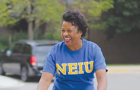 President Gloria J. Gibson addresses decline in enrollment