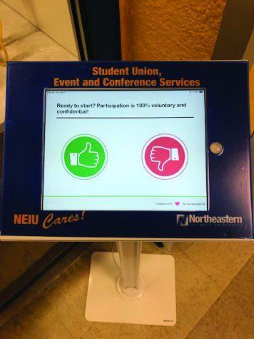 NEIU's Kiosks Want to Hear From Students