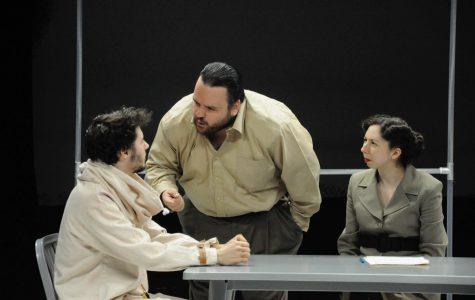 A spooky, beautiful nightmare: 'The Pillowman'