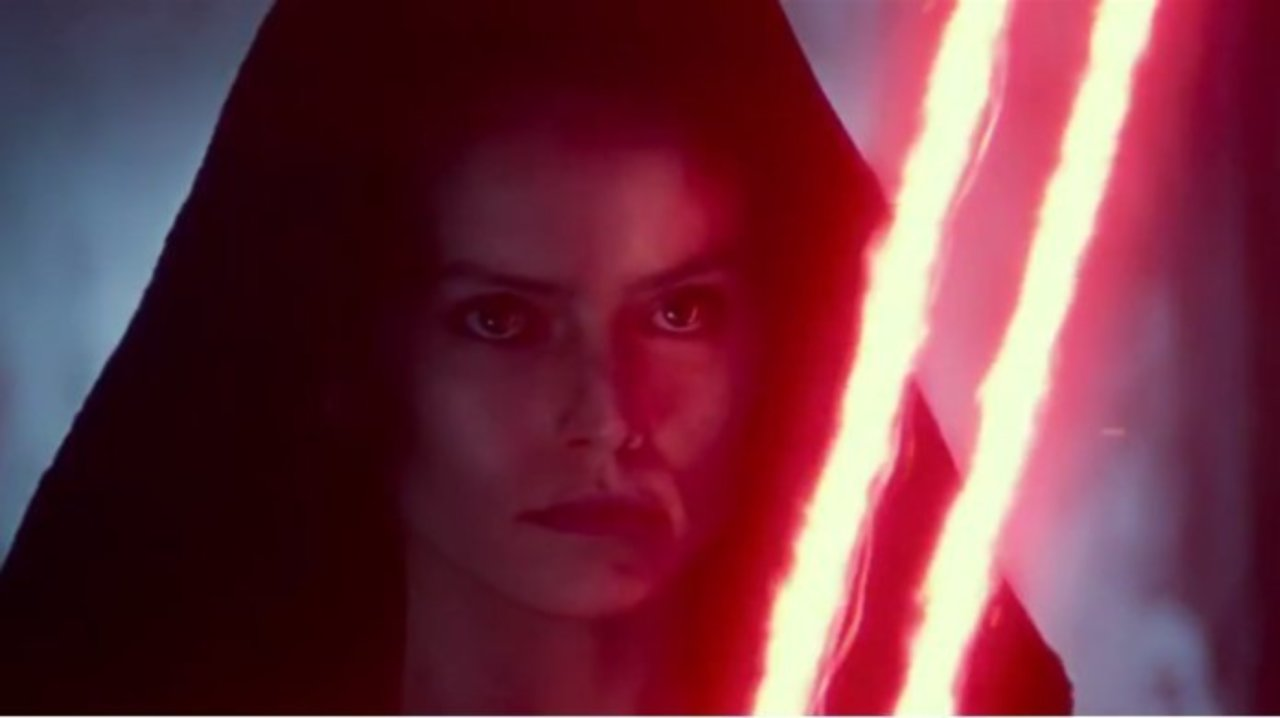 Daisy Ridley as Rey in Star Wars Episode IX The Rise of Skywalker