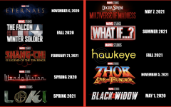 Marvel Cinematic Universe Phase 4 Preview