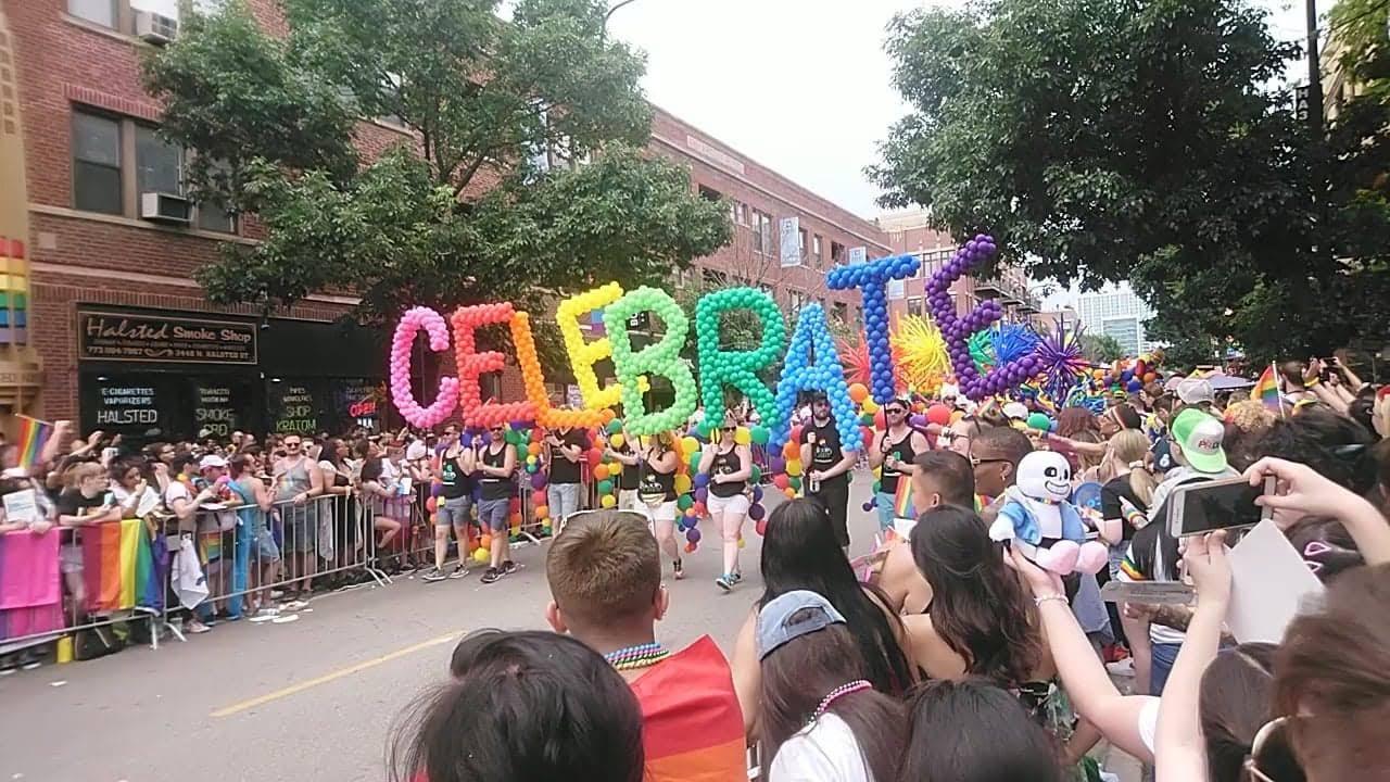 Pride+Parade