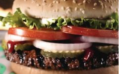 Impossible Whopper at Burger King