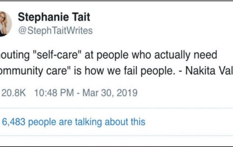 Self-Care is How We Take Care of Each Other