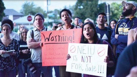 Students 'unafraid' to talk about free speech